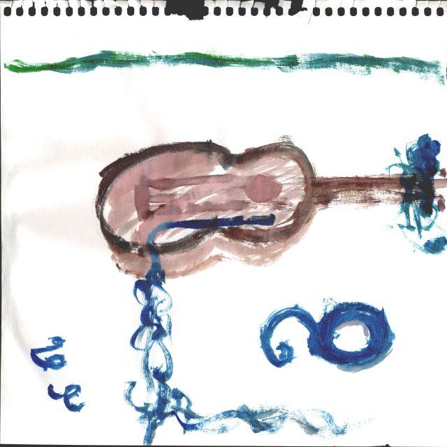 uke watercolor