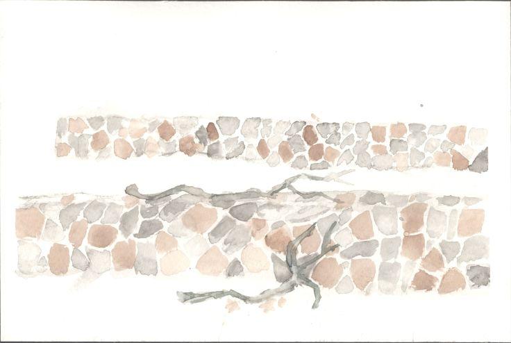 wall watercolor
